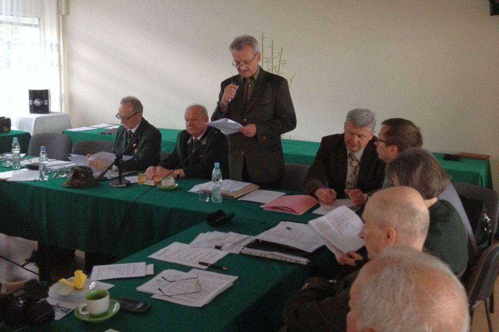 Walne Zgromadzenie KL Żerań -10 maj 2014r
