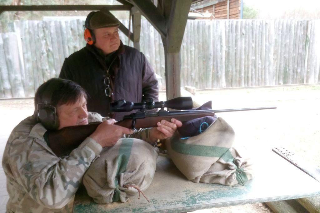 2016-04-09 Suchodół Przystrzelanie Broni